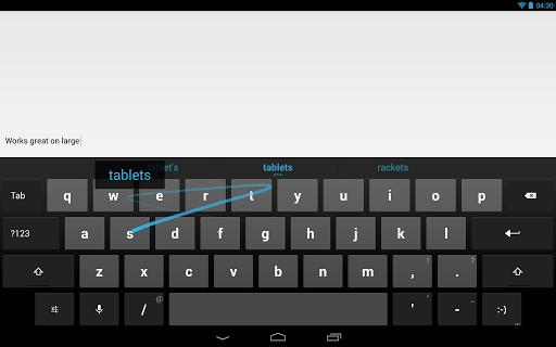 谷歌發布原生Android輸入法 三聯