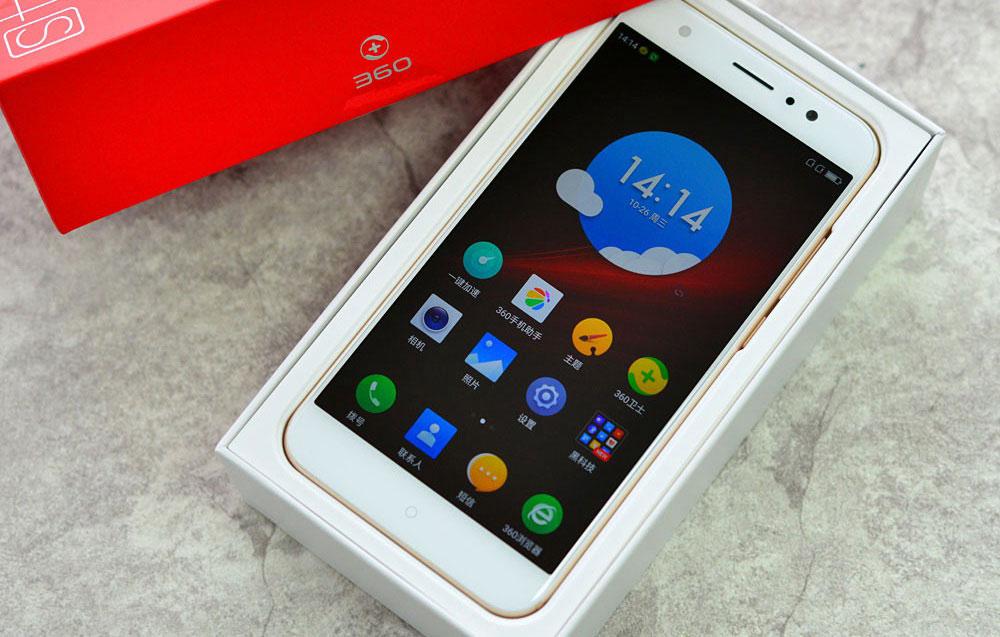 處理器和存儲升級 360手機N4S骁龍版開箱圖賞(16/16)