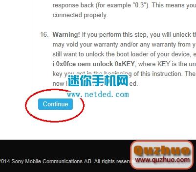 索尼Xperia Z1 mini (M51w)解鎖教程與辦法