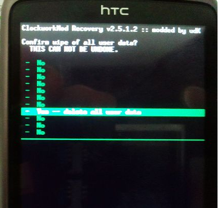 HTC G7,Recovery,Rom,HTC G7刷機