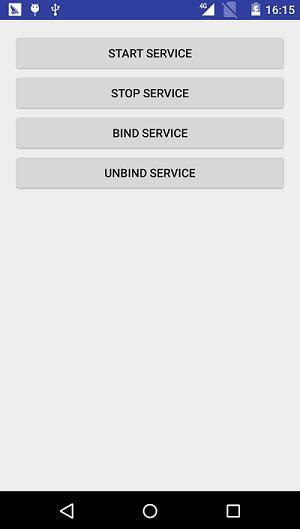 Android實用技術(4)—— Service簡析(Ⅱ)
